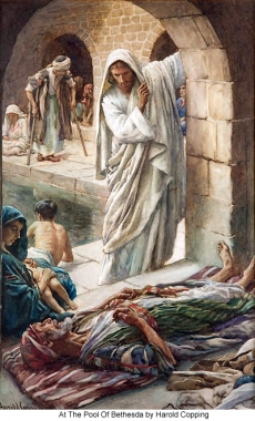 Harold_Copping_At_The_Pool_Of_Bethesda_400