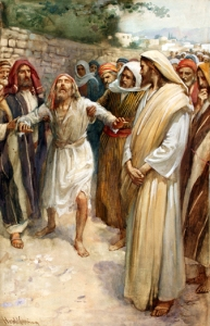Harold_Copping_The_Healing_of_the_Blind_Bartimaeus_525